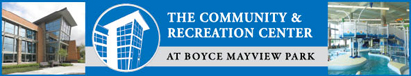 The Community and Recreation Center at Boyce Mayview Park