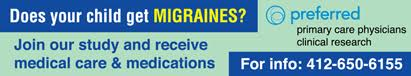 Does your child get migraines?